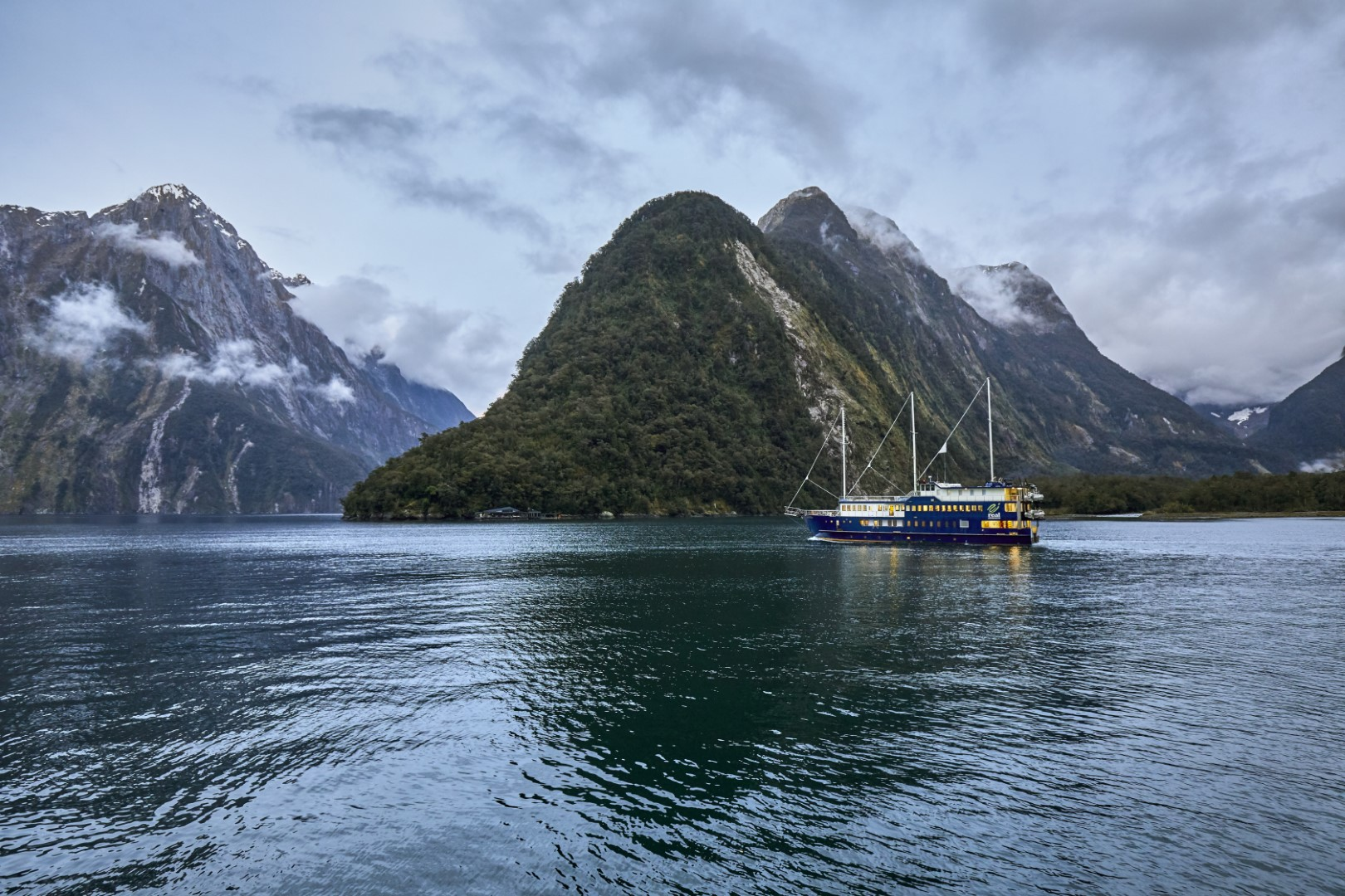 Milford Sound, Photo Credit: Matt Crawford